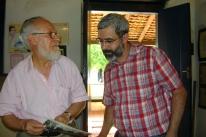 Alberto e Douglas em Amarante [O Retorno do Filho]